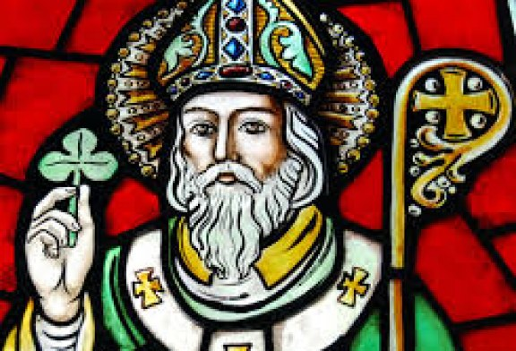 ST. PATRICK'S BREASTPLATE PRAYER