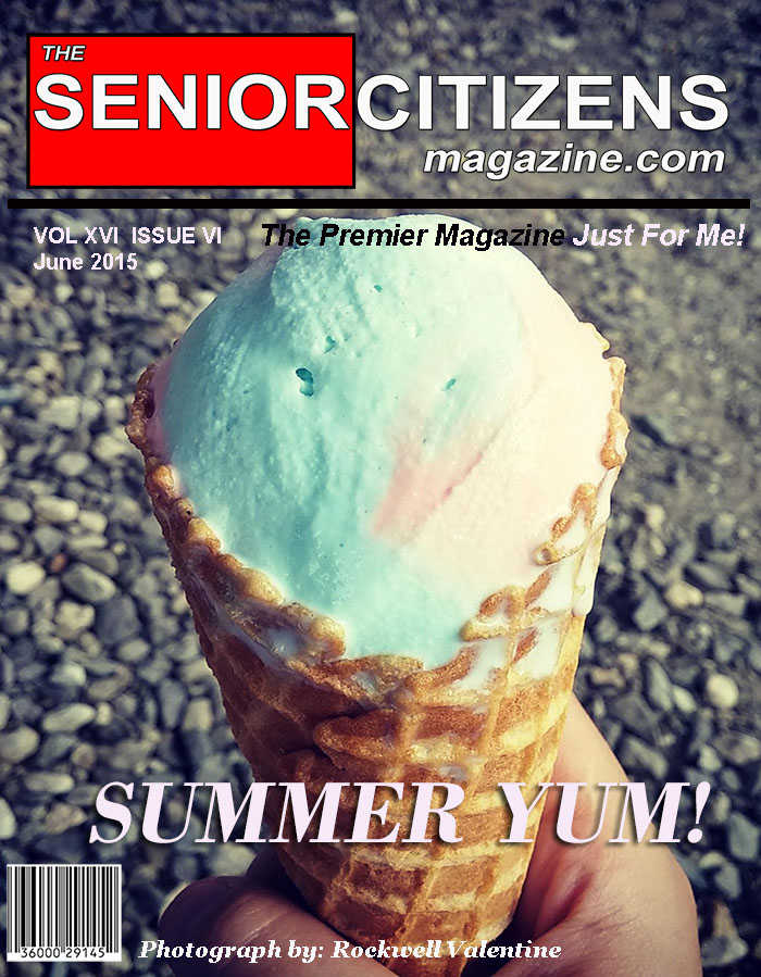 The Senior Citizens Magazine Baby Boomer Magazine June 2015