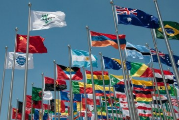 FLAGS.  WHY DO WE HAVE THEM AND LONG MAY THEY WAVE.