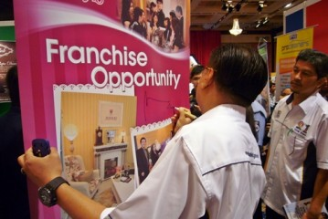 OWN YOUR OWN FRANCHISE