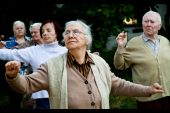 OLDER PEOPLE WANTED: GROUND-BREAKING RESEARCH INVOLVING EXERCISE AND NUTRITION