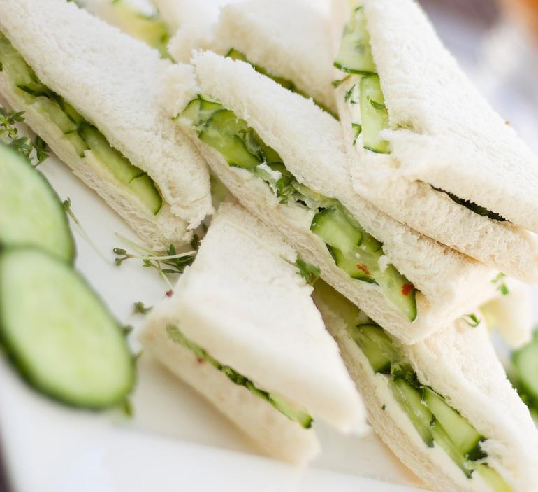 cucumber tea sandwiches senior citizens magazine