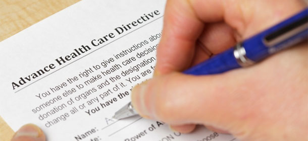 advanced directives end of life