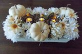 THE BEST FALL AND HOLIDAY CENTERPIECES! QUICK AND REMARKABLE!