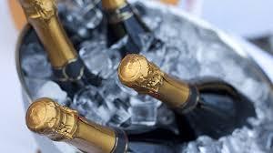 champagne bottles gen X magazine