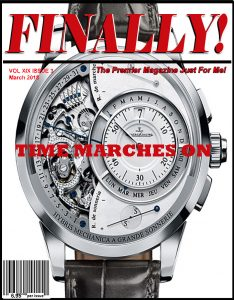 FINALLY! MAGAZINE The Premier Magazine Just For You! Baby Boomers Magazine, Senior Citizens Magazine, Top of Gen X Magazine, 55+