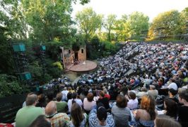 REGENT'S PARK, OPEN AIR THEATER – PETER PAN!