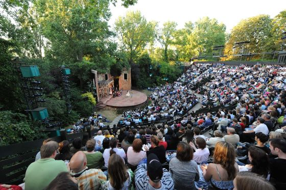 Regent's Park, Open Air theater