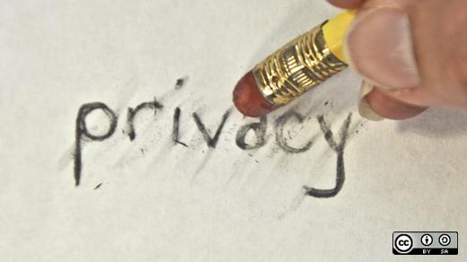 Facebook and privacy or lack thereof. There is no such thing as privacy