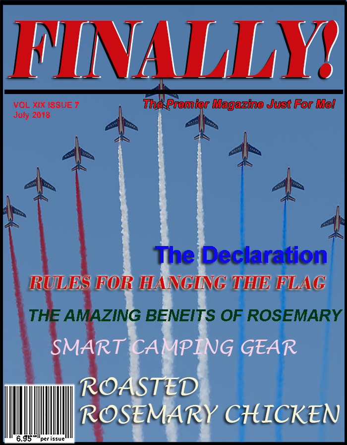 FINALLY! MAGAZINE The Premier Magazine Just For You! 55 plus, top of Gen X, Baby Boomers Magazine, Senior Citizens Magazine