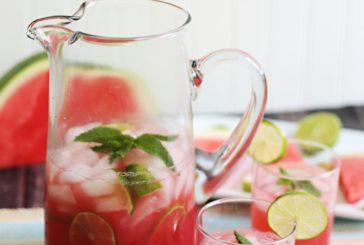 REFRESHING WATERMELON MOJITOS… OL' SCHOOL