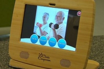 New Tablet for Elders and Aging Senior Citizens