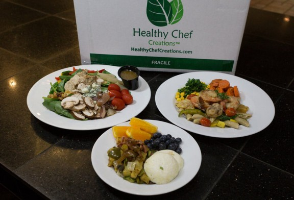FRESH PRE-PREPPED FOOD DELIVERY SERVICES!