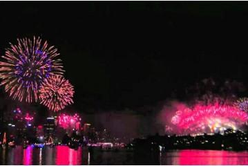 ENJOY THE NEW YEAR IN SYDNEY!