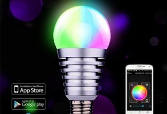 BLUETOOTH SMART LIGHTING FOR YOUR SMART HOME