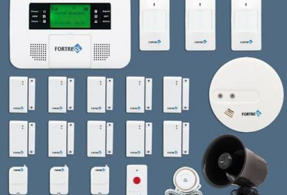 SMART HOMES FOR TECH SMART BABY BOOMERS, WIRELESS SECURITY