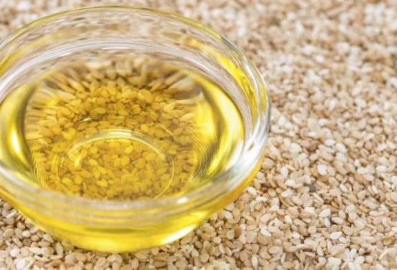 LOWER BLOOD PRESSURE WITH SESAME SEED OIL
