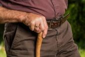 WALKING STICKS CAN HELP IMPROVE YOUR POSTURE