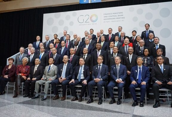 "G20 Finance Ministers urged to ""put their money where their mouth is"" following last week's G20 meeting"